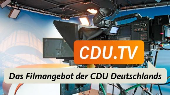 CDU.TV - Der Videokanal der CDU Deutschlands